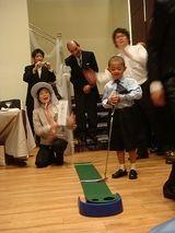 パターゴルフ対決
