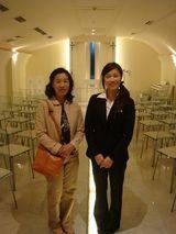 稲山さん&お母さん