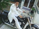 7月20日バイク